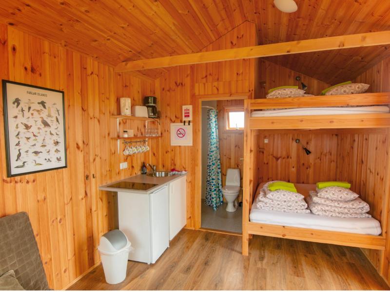Lambhus 20m2 Cabin inside