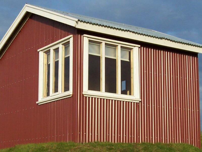 Lambhus 15m2 cabin smáhýsi