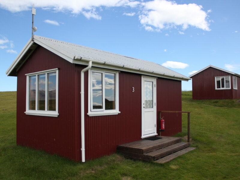 Lambhus 20m2 Cabin outside