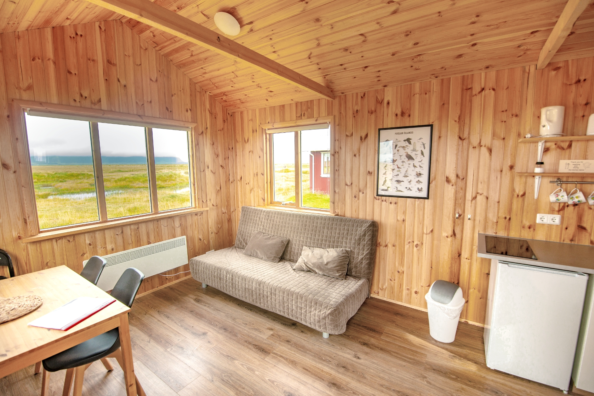 Lambhus 20m2 Cabin Sleeper sofa svefnsófi