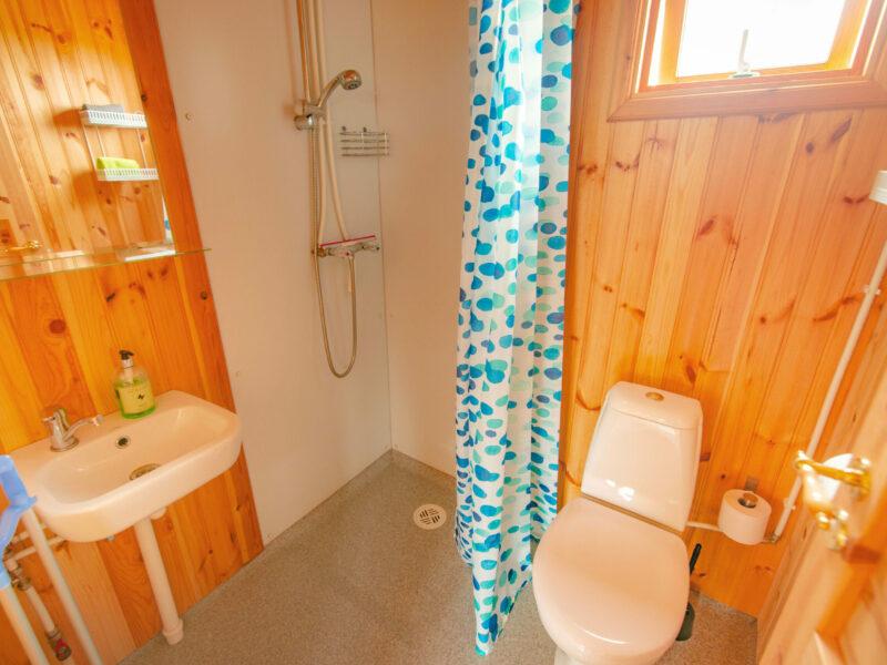 Lambhus Bathroom Baðherbergi